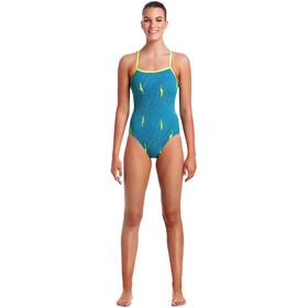 Funkita Single Strap One Piece Swimsuit Ladies Ripple Effect
